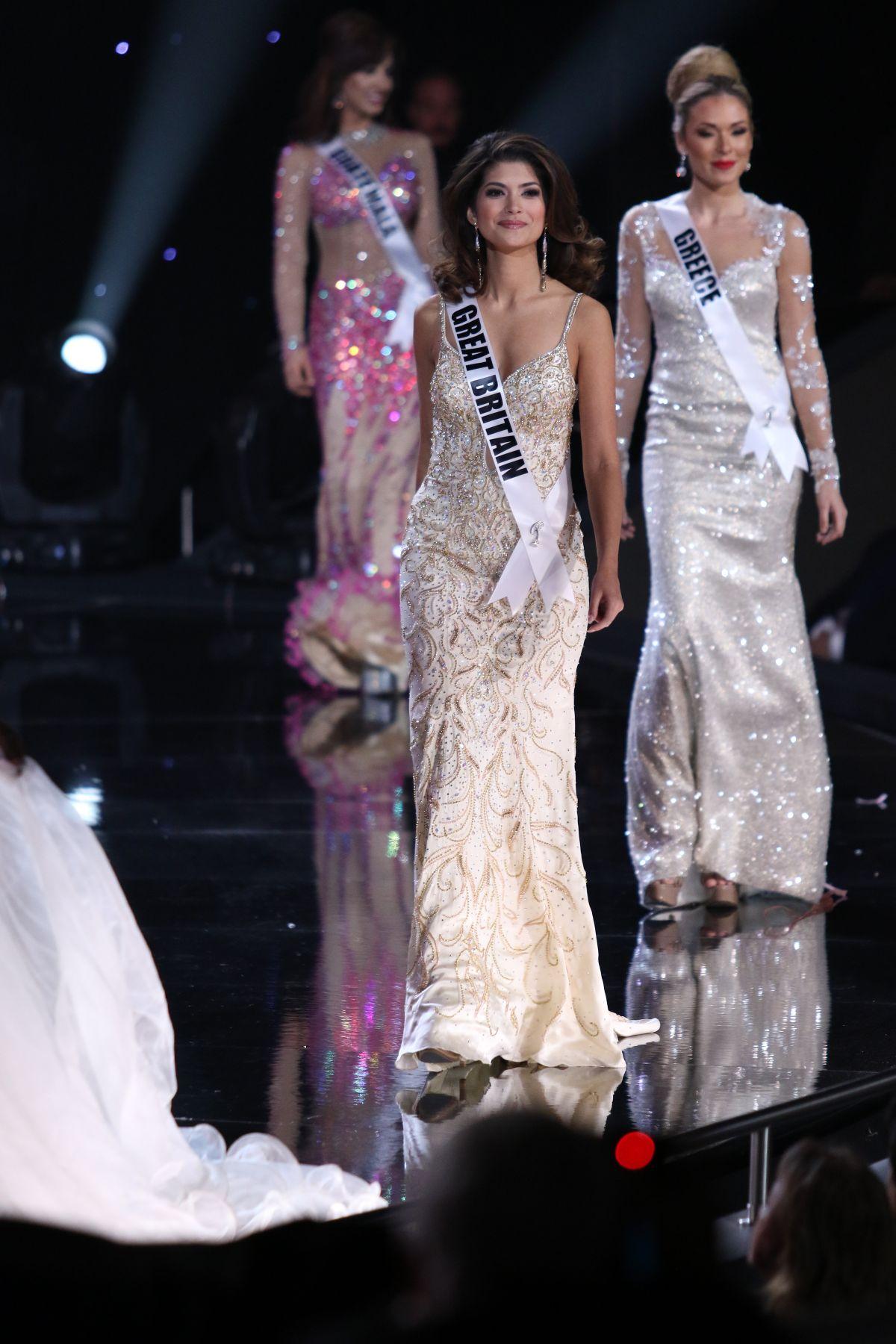 NARISSARA NENA FRANCE - Miss Universe 2015 Preliminary Round 12/16/2015