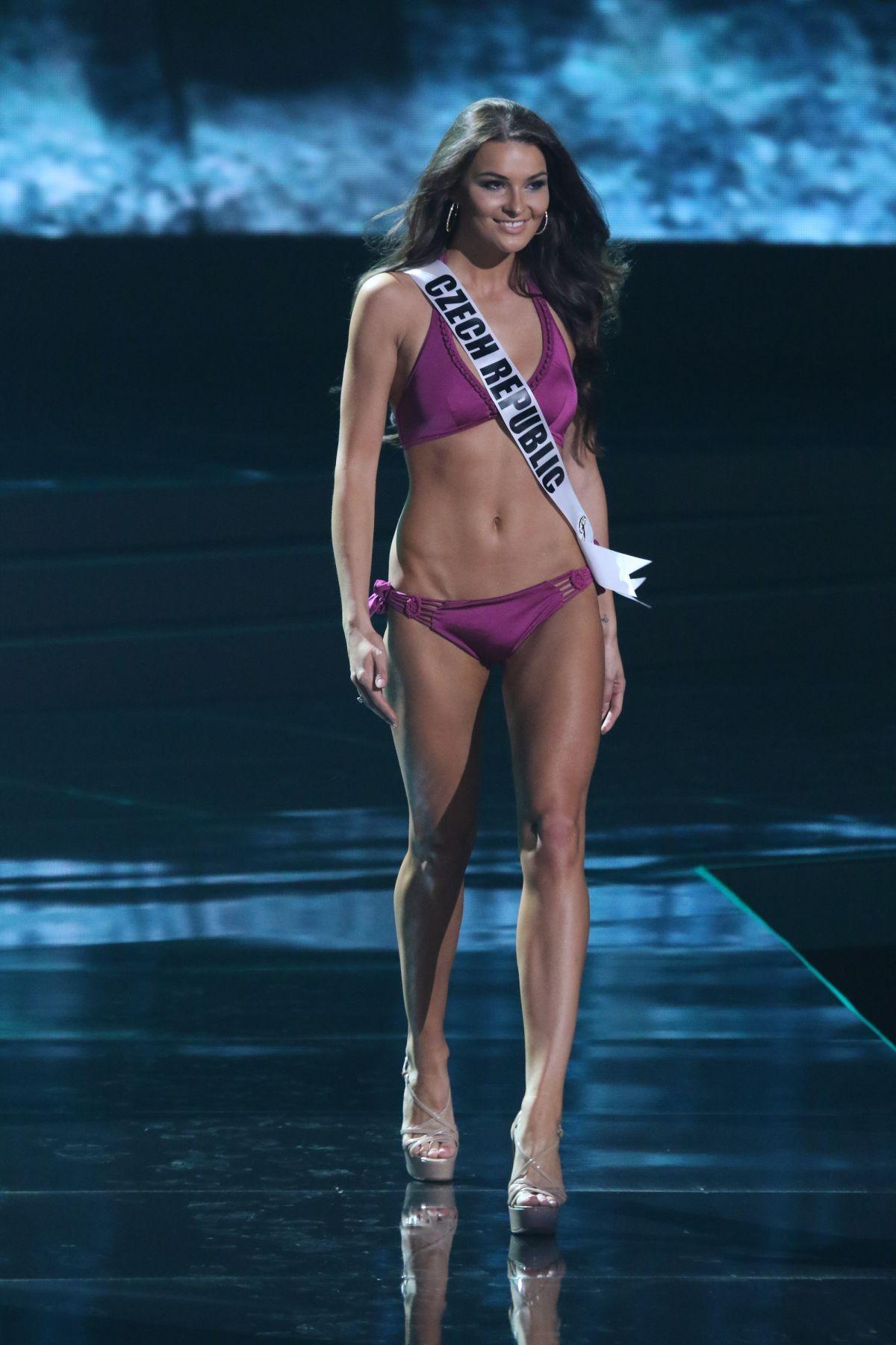 NIKOL SVANTNEROVA - Miss Universe 2015 Preliminary Round 12/16/2015