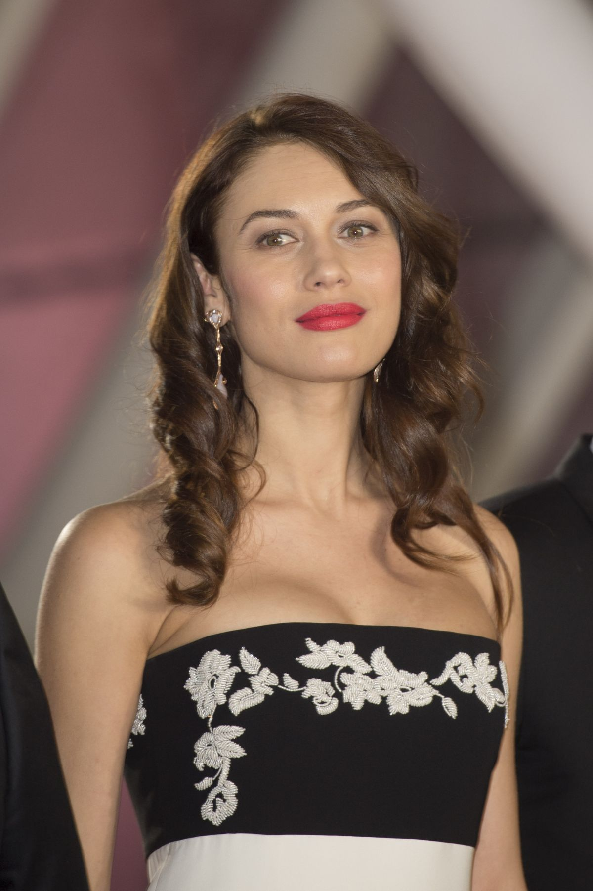 OLGA KURYLENKO at 15th Marrakech International Film Festival Opening 12/04/2015