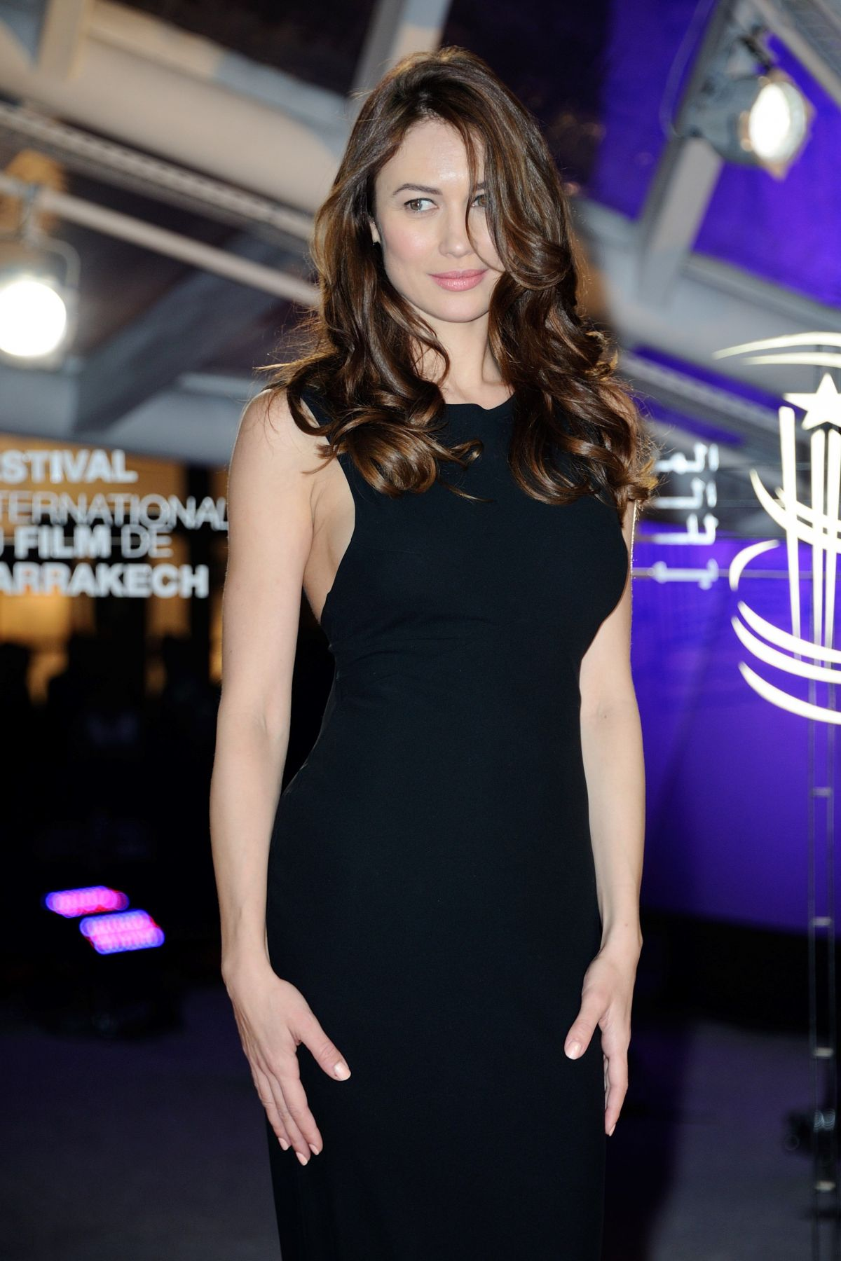OLGA KURYLENKO at You Can