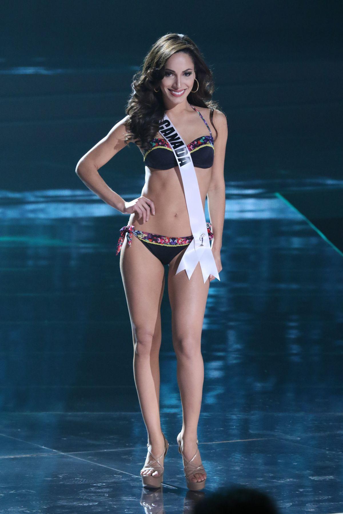 PAOLA NUNEZ - Miss Universe 2015 Preliminary Round 12/16/2015