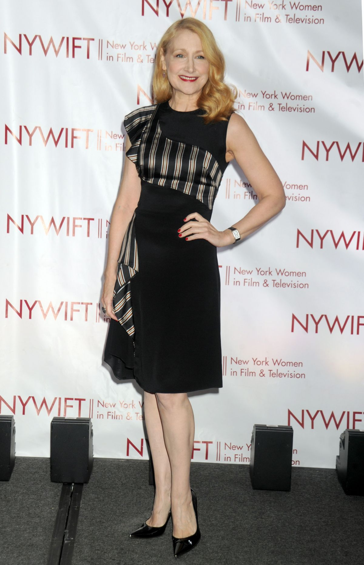 PATRICIA CLARKSON at Women in Film and Television