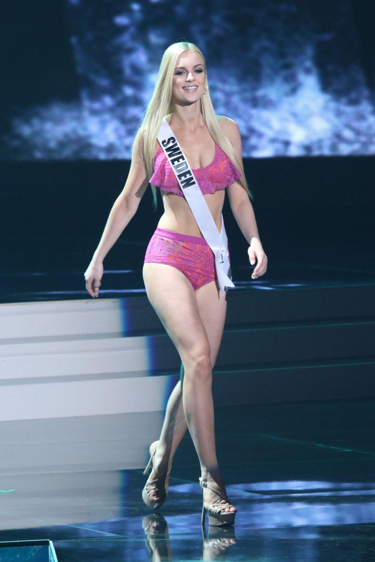 PAULINA BRODD - Miss Universe 2015 Preliminary Round 12/16/2015