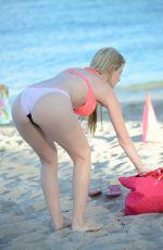 Rachel Sanders in Bikini on the Beach Pic 35 of 35