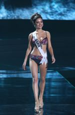 RADOSTINA TODOROVA - Miss Universe 2015 Preliminary Round 12/16/2015