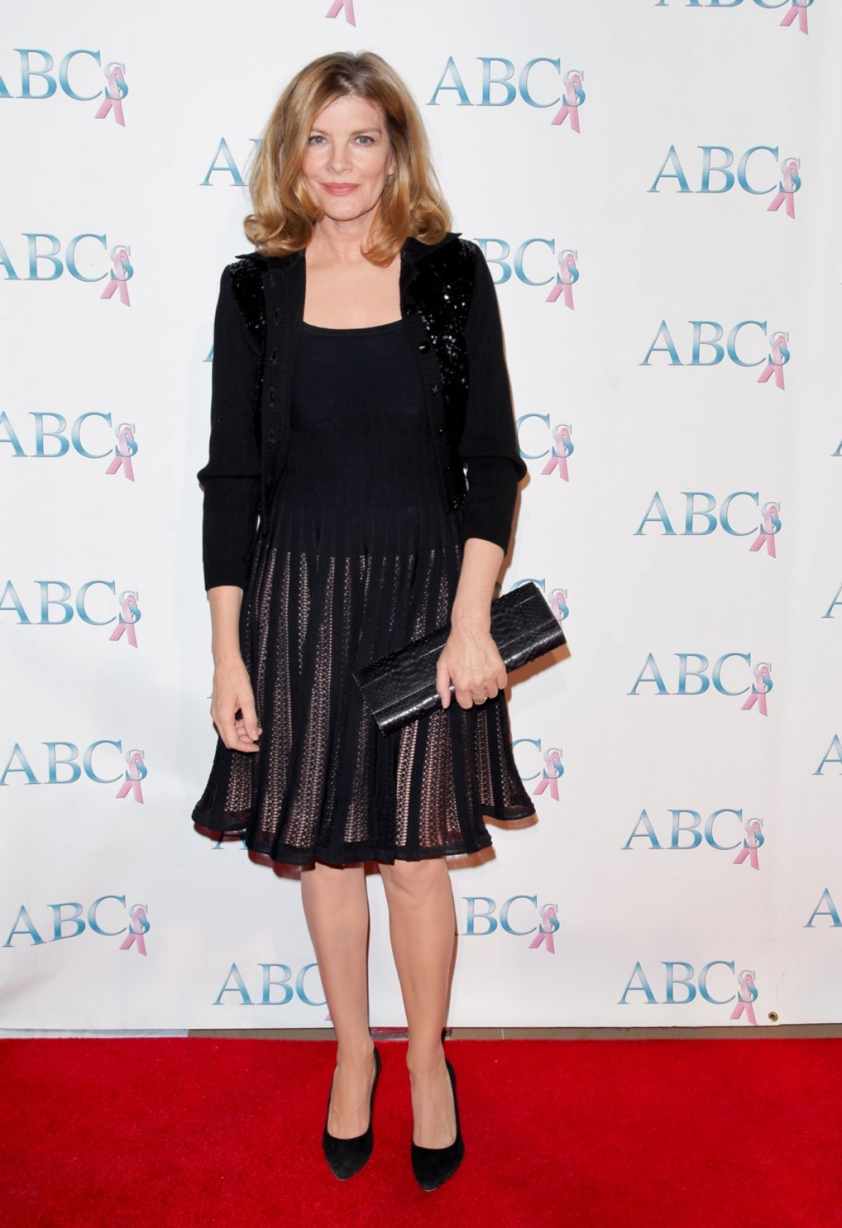 RENE RUSSO at Talk of the Town Gala 11/21/2015