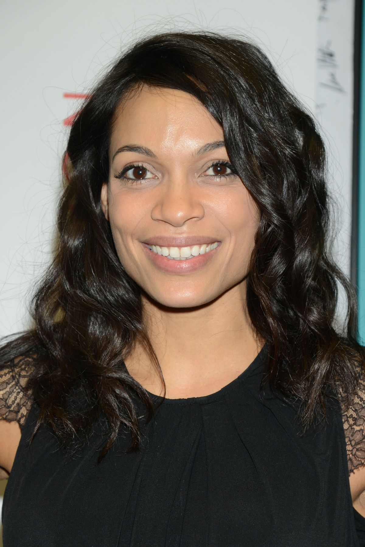 ROSARIO DAWSON at Thank You by the Childhood USA Advocacy ... Rosario Dawson