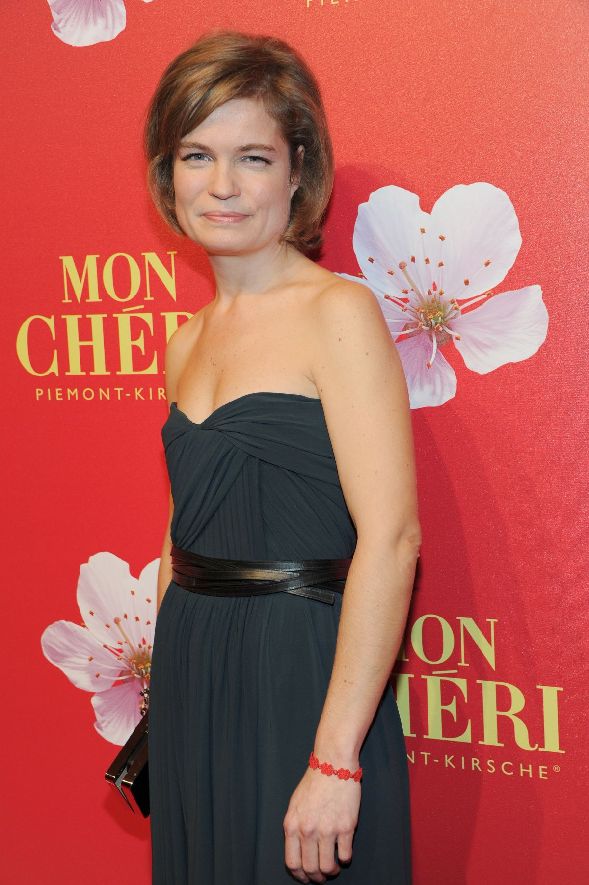 SARAH BIASINI at Mon Cherie Barbara Tag 2015 in Munich 12/04/2015