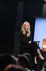 SARAH MUCHELLE GELLAR at Foodstirs at AOL Studios in New York 12/17/2015