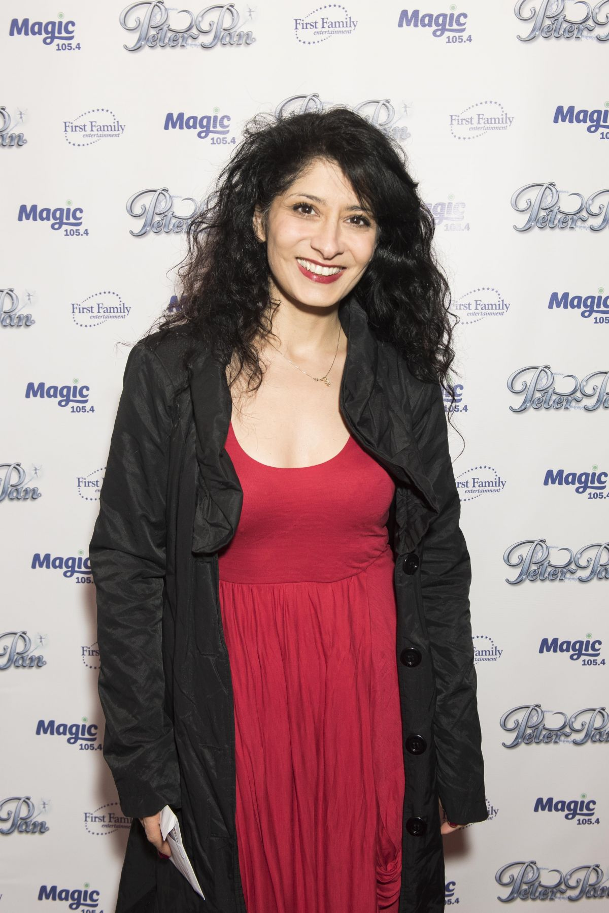 SHAPPI KHORSANDI at Peter Pan and Tinker Bell – A Pirates Christmas Opening Night in Pasadena 12/09/2015