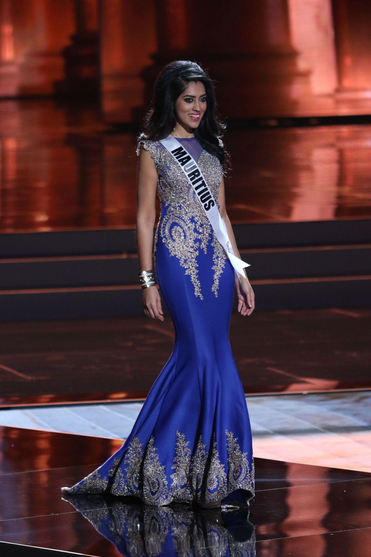 SHEETAL KHADUN - Miss Universe 2015 Preliminary Round 12/16/2015