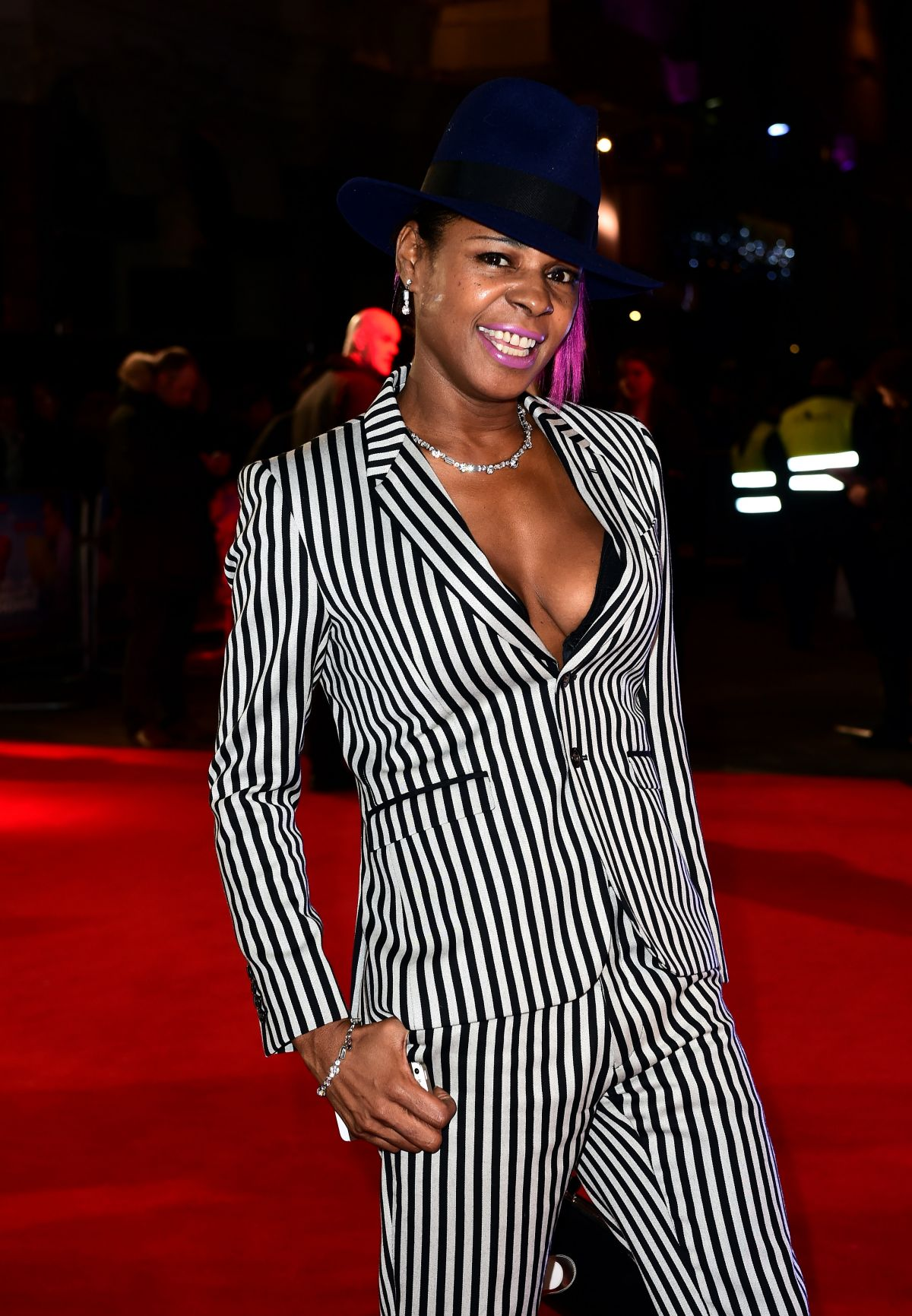 SONIQUE at Daddy's Home Premiere in London 12/09/2015