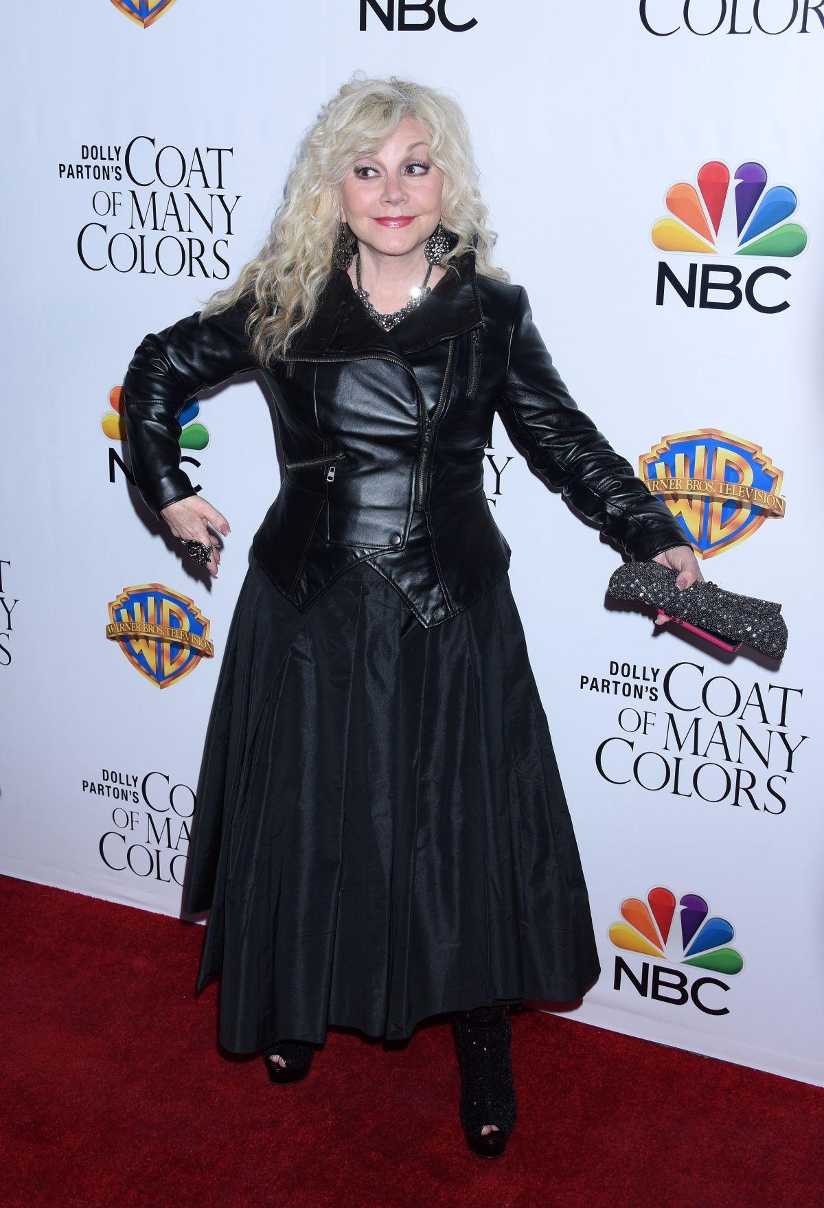 Stella Parton At Dolly Parton S Coat Of Many Colors