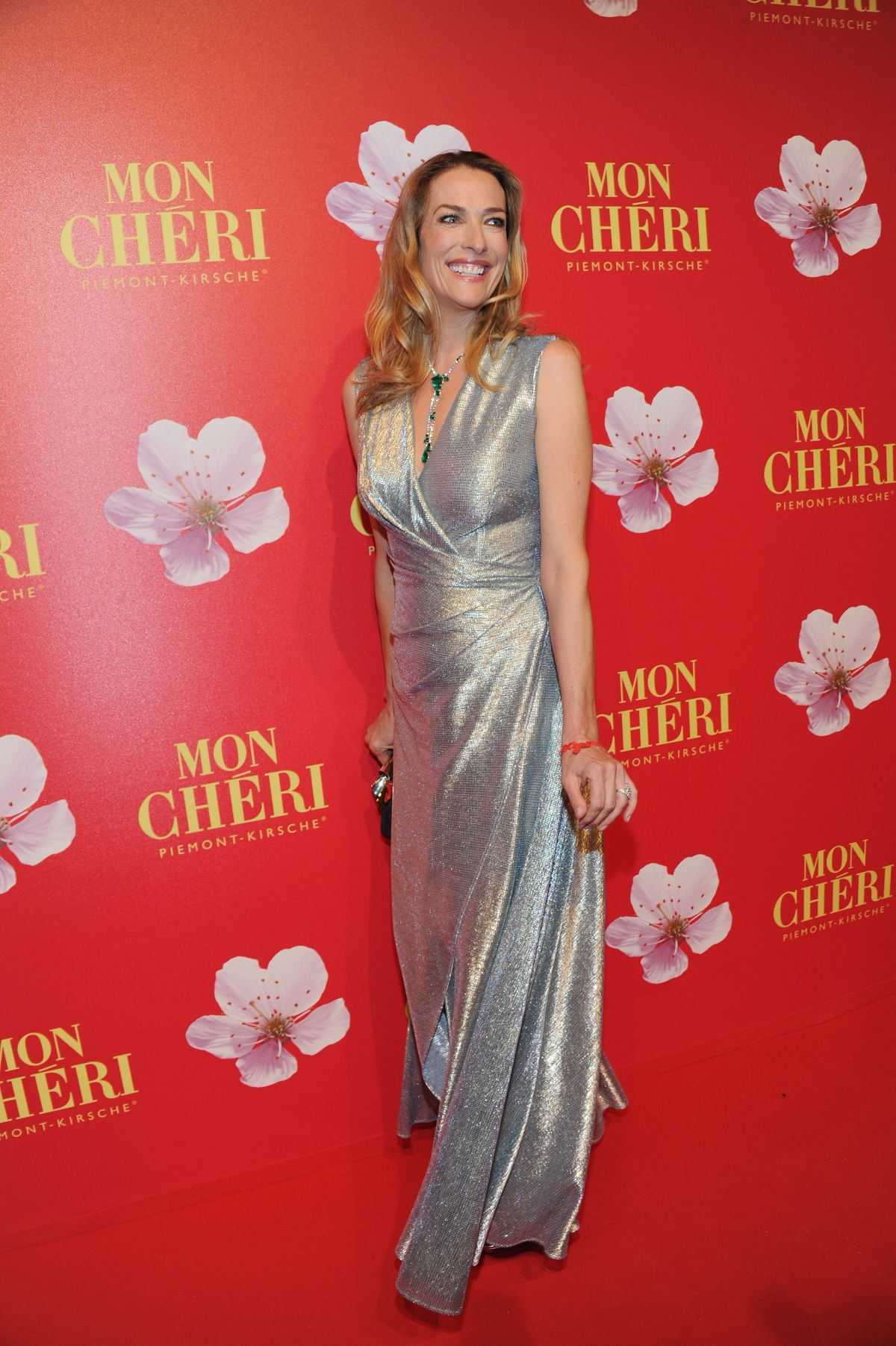 TATJANA PATITZ at Mon Cherie Barbara Tag 2015 in Munich 12/04/2015