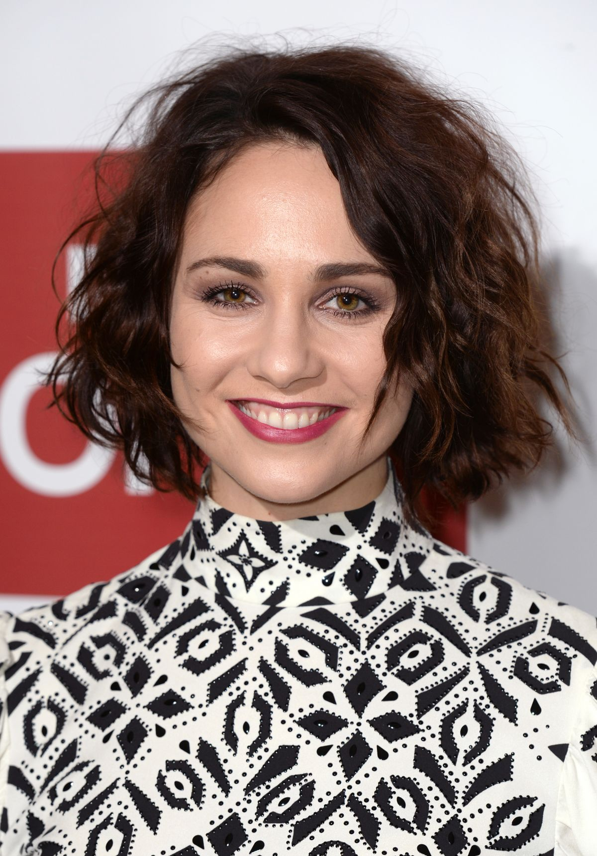 TUPPENCE MIDDLETON at War and Peace Premiere in London 12/14/2015