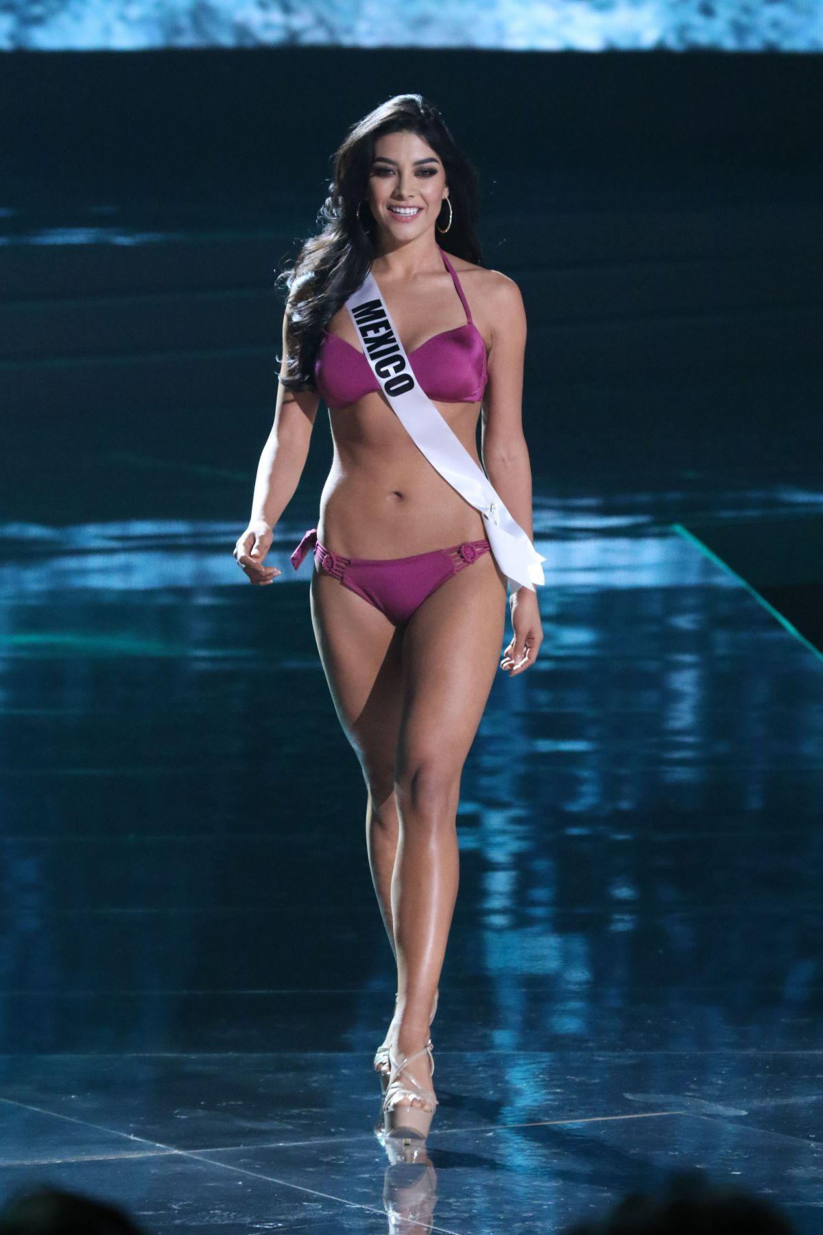 WENDY ESPARZA - Miss Universe 2015 Preliminary Round 12/16/2015