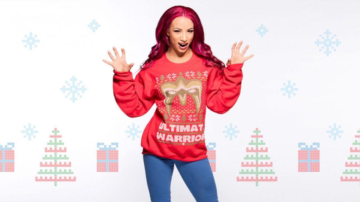 WWE - Divas Christmas Sweaters Photoshoot - HawtCelebs - HawtCelebs