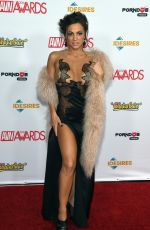 ABIGAIL MAC at AVN Adult Entertainment Expo in Las Vegas 01/20/0016