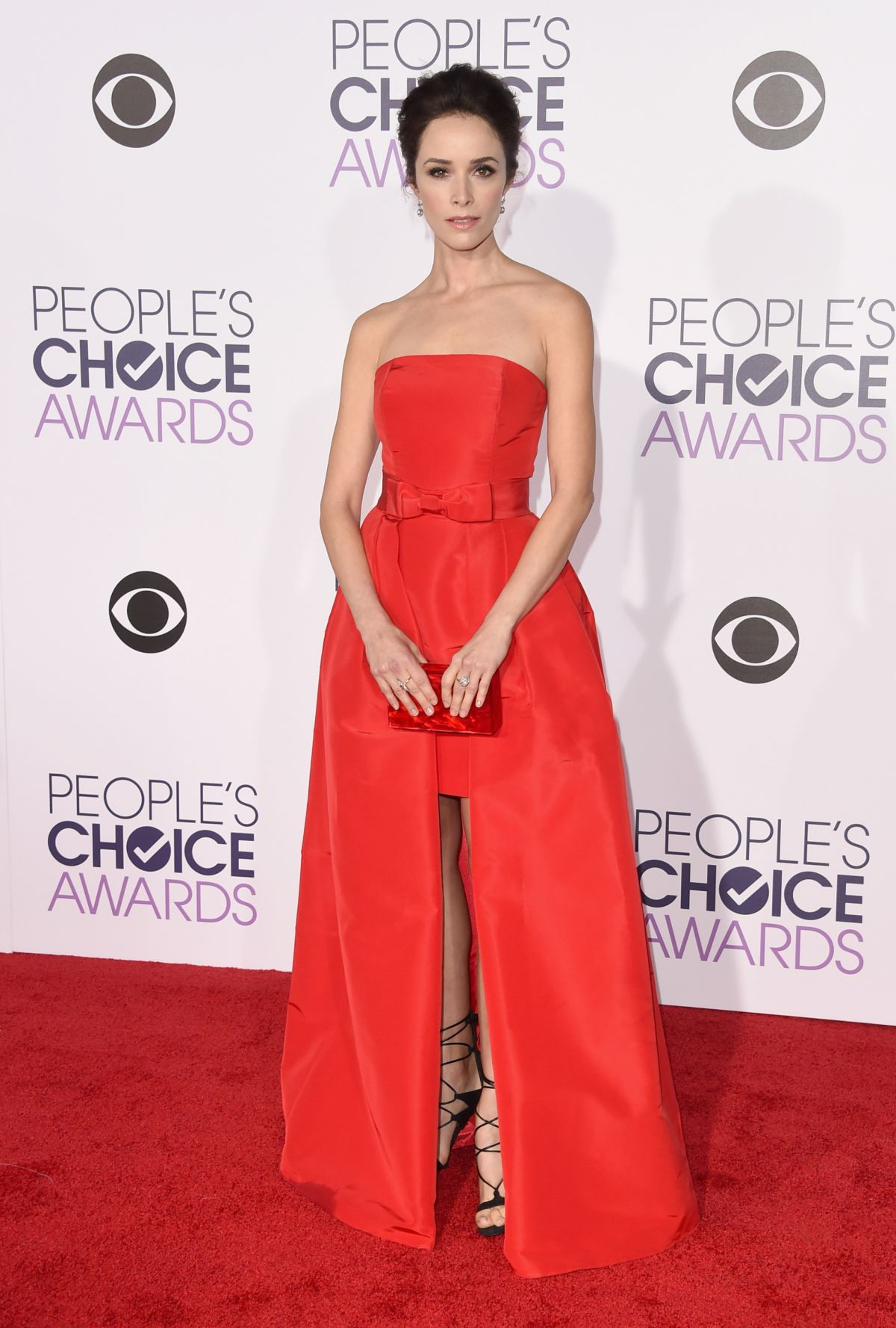 ABIGAIL SPENCER at 2016 People