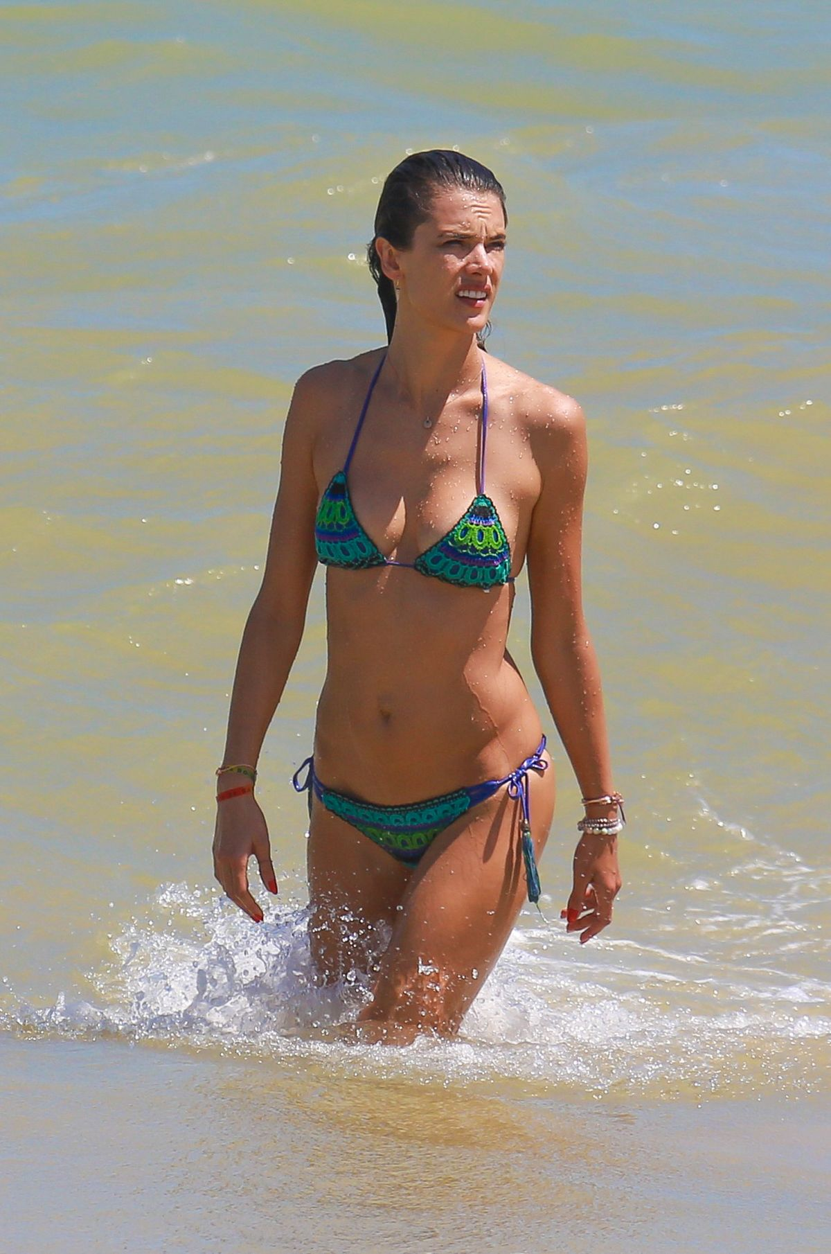 underwear Alessandra Ambrosio Brazil naked photo 2017