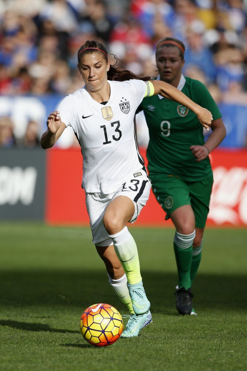 Alex Morgan Hawtcelebs