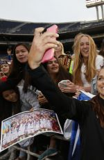 ALEX MORGAN at Ireland vs US Match in San Diego 01/23/2016