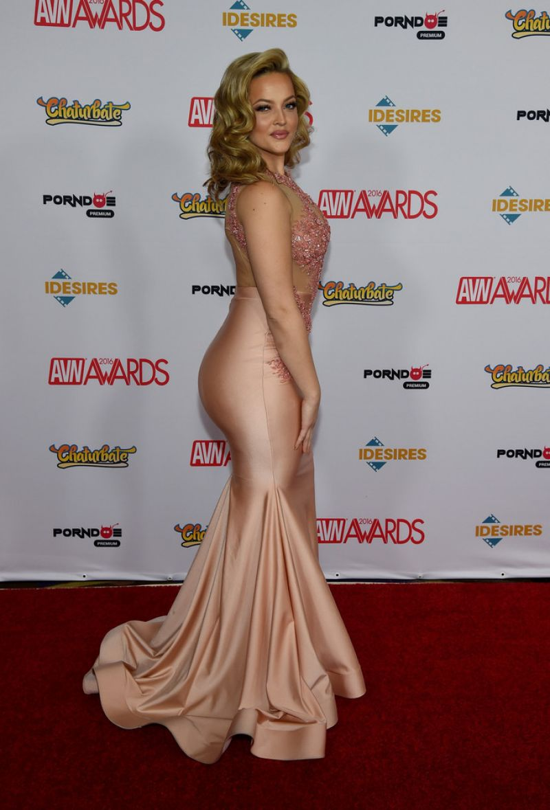 ALEXIS TEXAS at AVN Adult Entertainment Expo in Las Vegas 01/20/2016