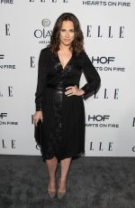 ALICIA MENENDEZ at Elle's Women in Television 2016 Celebration in Los Angeles 01/20/2016