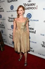 ALICIA WITT at The Art of Elysium 2016 Heaven Gala in Culver City 01/09/2016