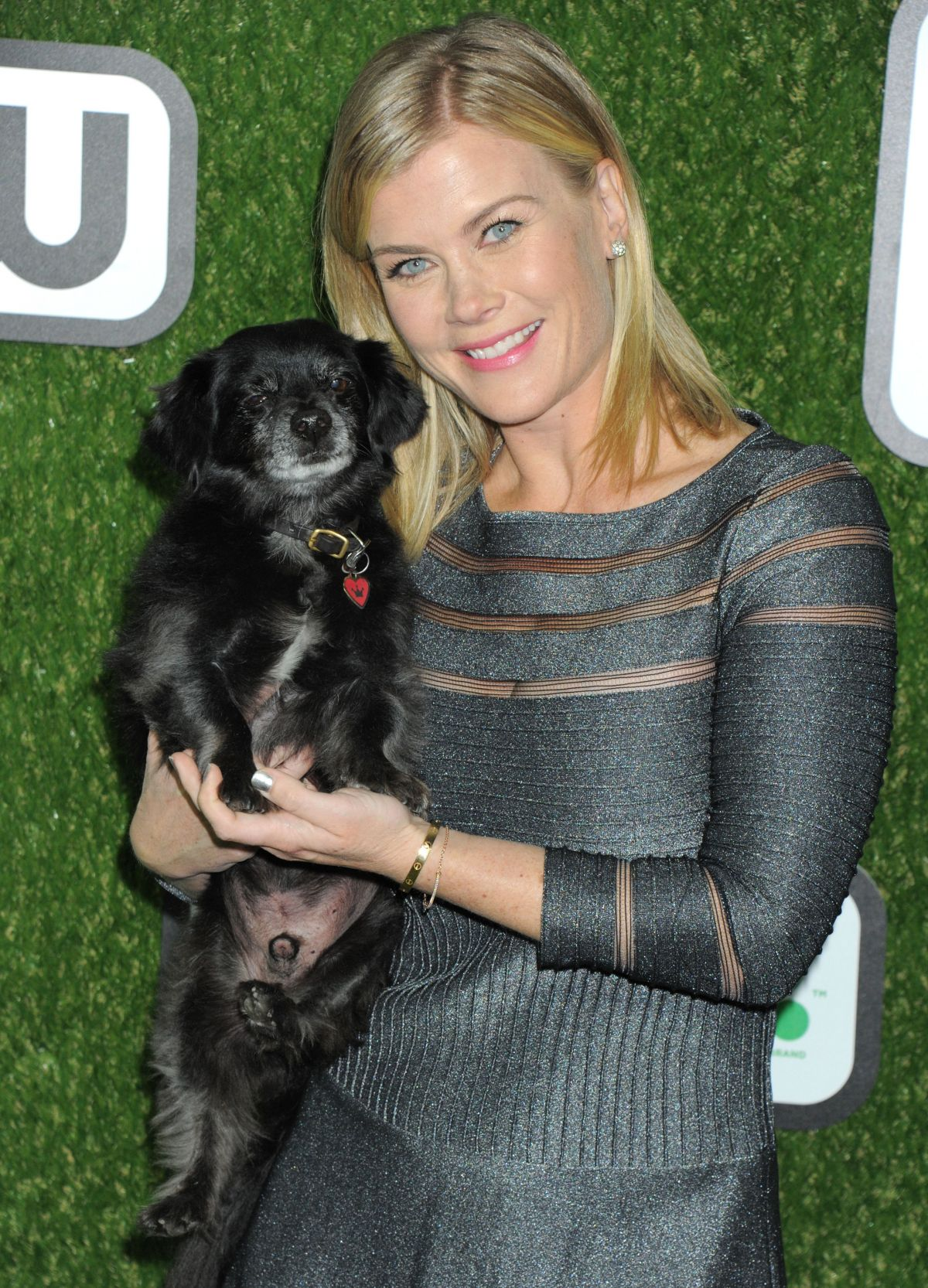 ALISON SWEENEY at 2016 World Dog Awards in Santa Monica 01/09/2016