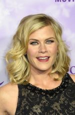 ALISON SWEENEY at Hallmark Channel Party at 2016 Winter TCA Tour in Pasadena 01/08/2016