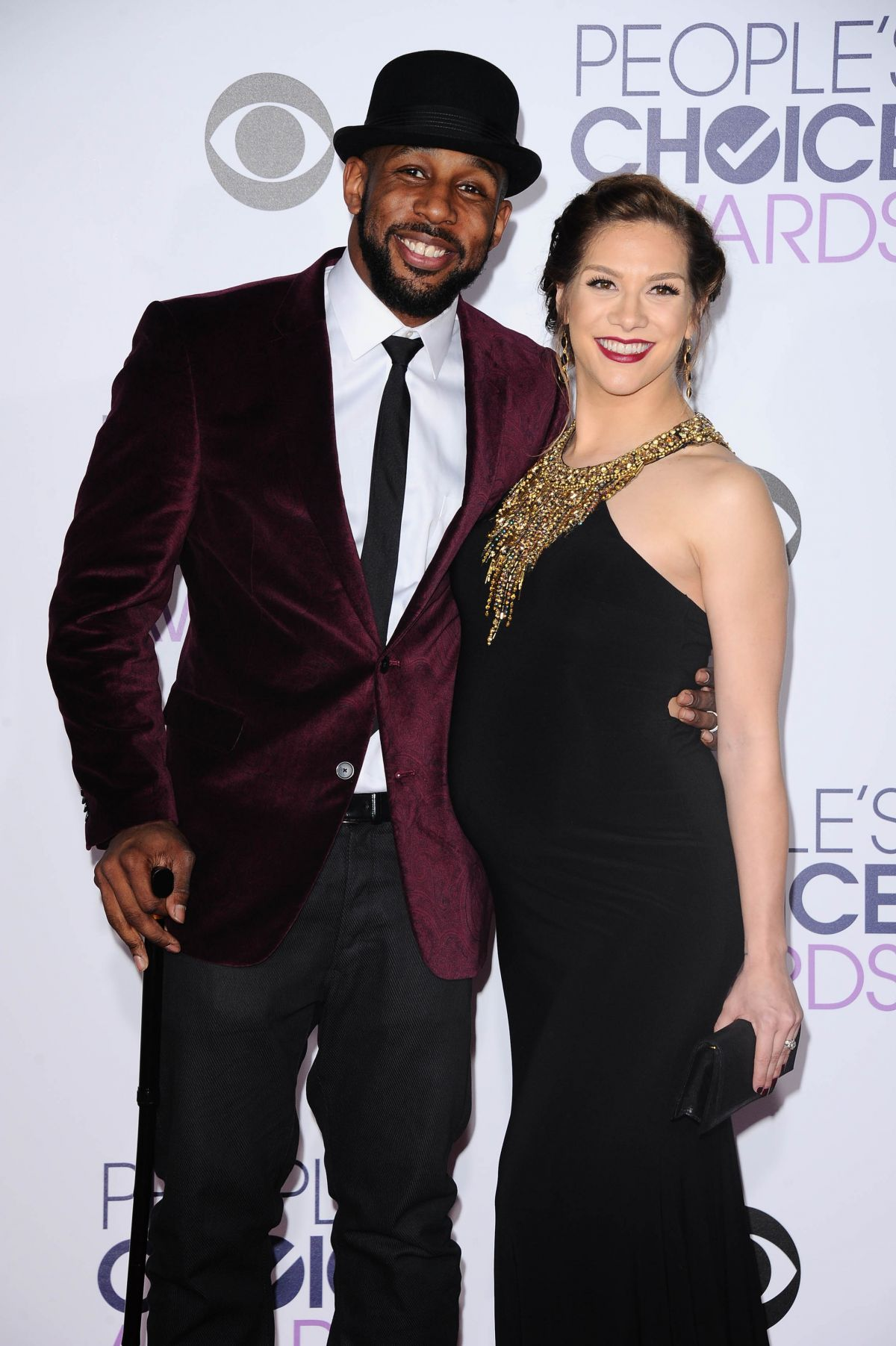 ALLISON HOLKER at 2016 People's Choice Awards in Los Angeles 01/06/2016
