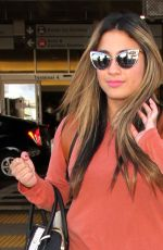 ALLY BROOKE Arrives at Los Angeles International Airport 01/07/2016