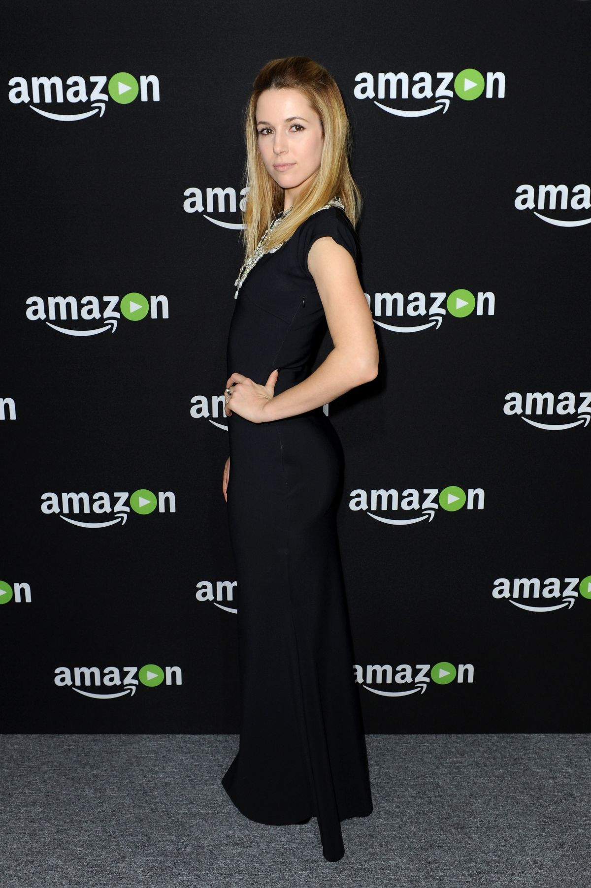ALONA TAL at Amazon Studios Golden Globe 2016 Awards Afterparty in Beverly Hills 01/10/16