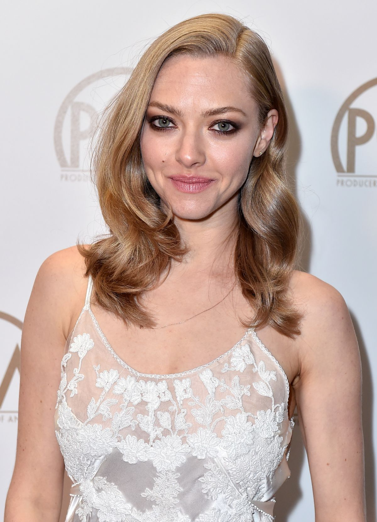 AMANDA SEYFRIED at 27th Annual Producers Guild Awards in Los Angeles 01/23/2016