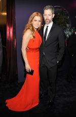 AMY ADAMS at Instyle and Warner Bros. 2016 Golden Globe Awards Post-party in Beverly Hills 01/10/2016