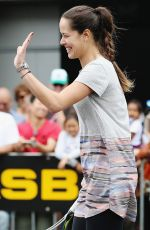 ANA IVANOVIC at WTA Classic Promotion in Auckland 01/03/2016