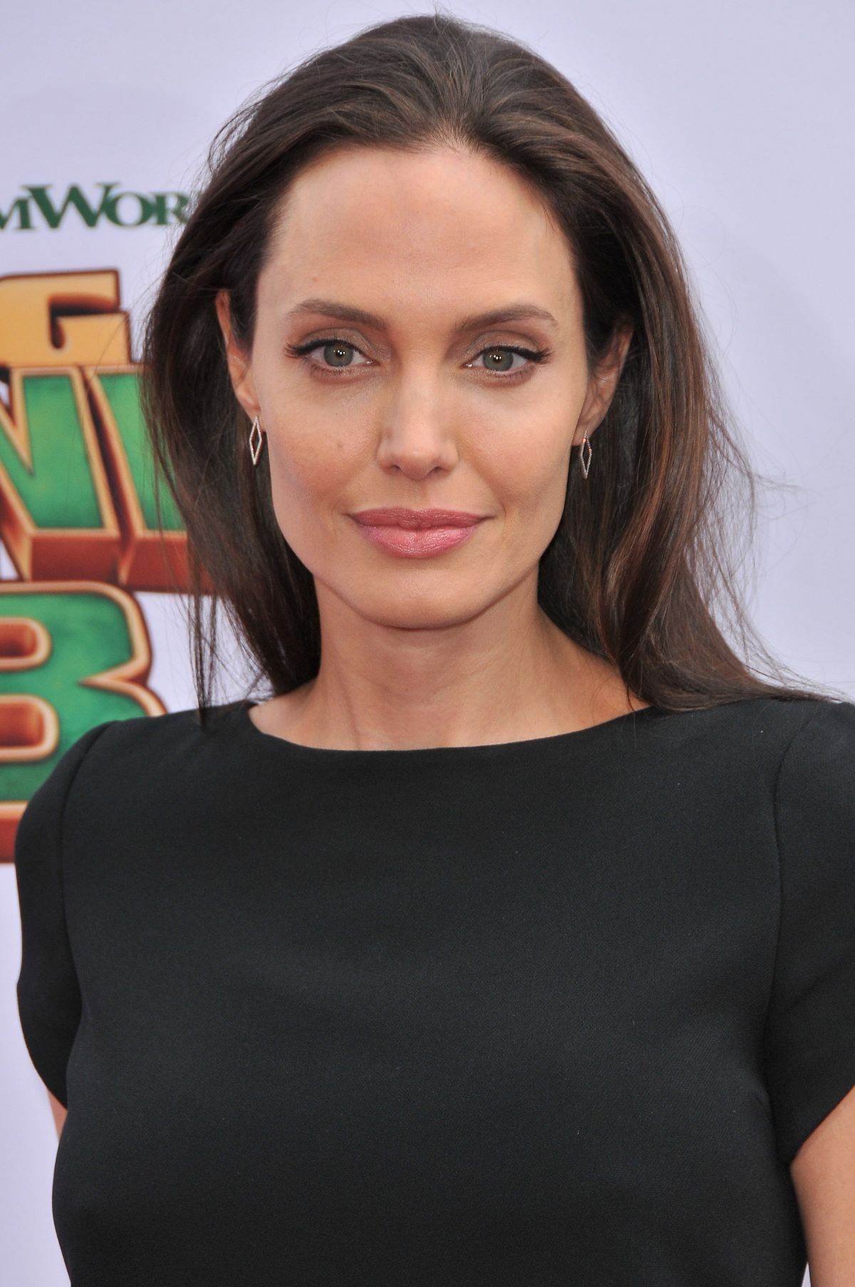 ANGELINA JOLIE at Kung Fu Panda 3 Premiere in Hollywood 01 ... Angelina Jolie