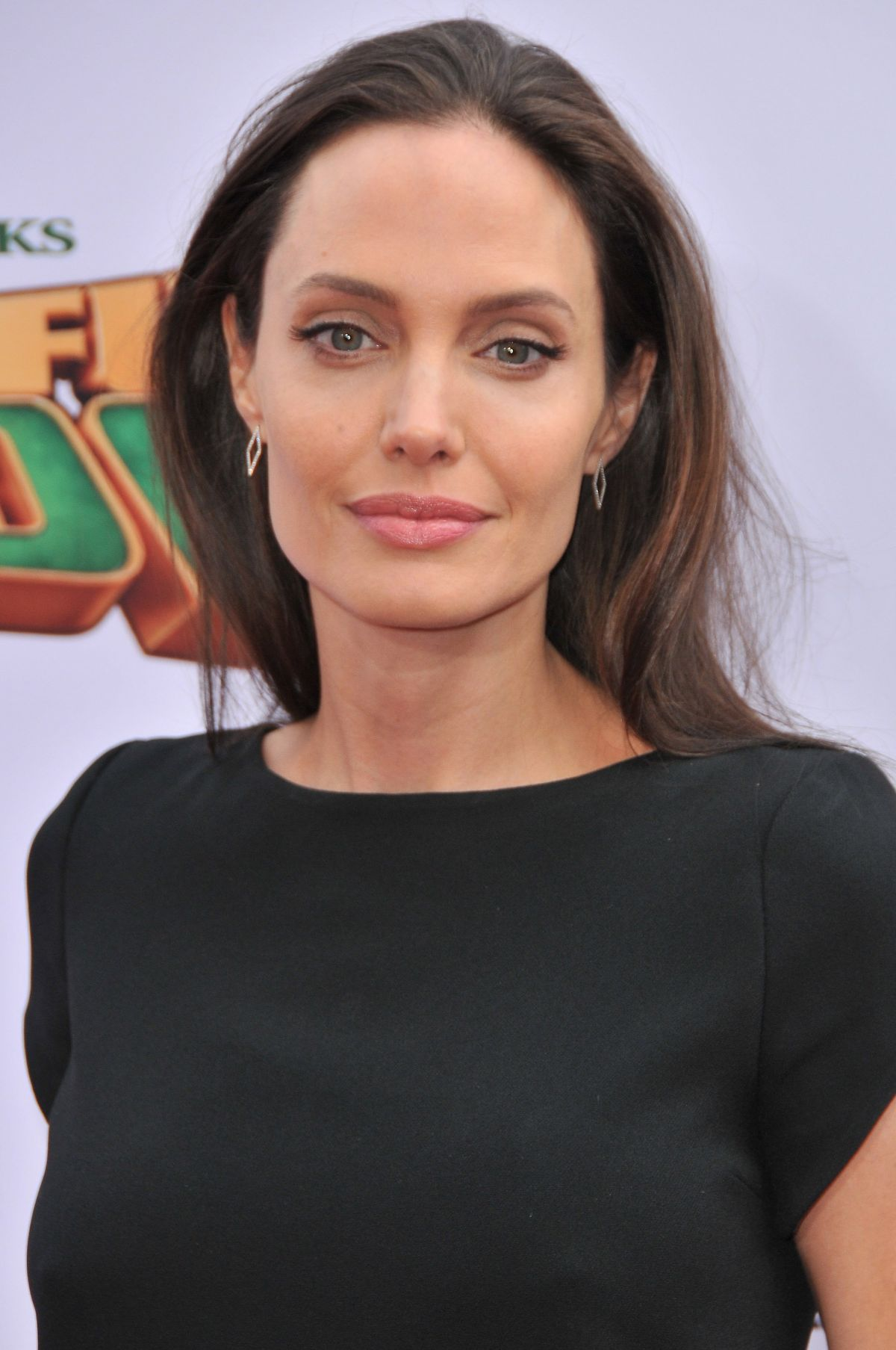 ANGELINA JOLIE at Kung... Angelina Jolie