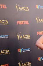 ANNA TORV at 5th aacta International Awards in Los Angeles 01/29/2016