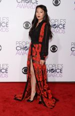 ARDEN CHO at 2016 People's Choice Awards in Los Angeles 01/06/2016