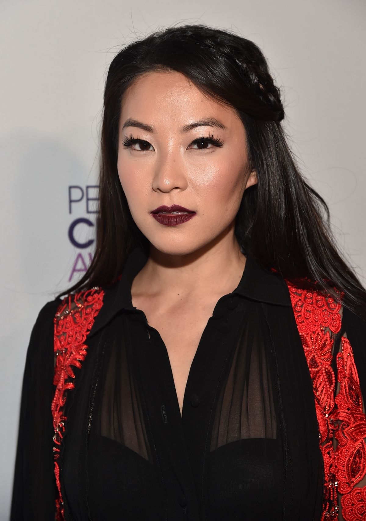 ARDEN CHO at DailyMail's People's Choice Awards After-party in Los Angeles 01/01/2016