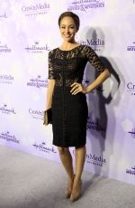 AUTUMN REESER at Hallmark Channel Party at 2016 Winter TCA Tour in Pasadena 01/08/2016