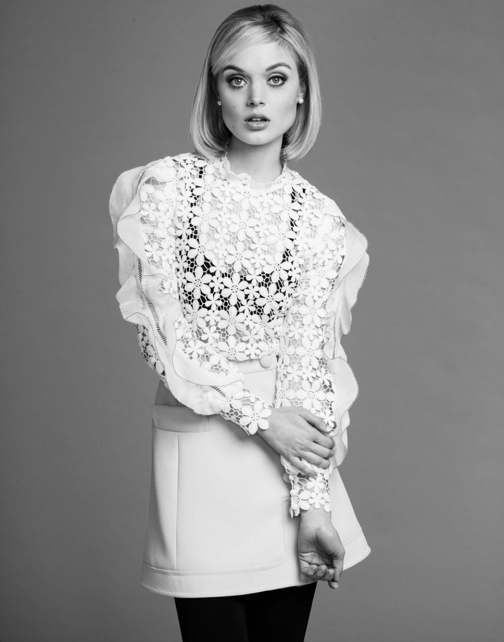 BELLA HEATHCOTE by Jstin Campbell Photoshoot
