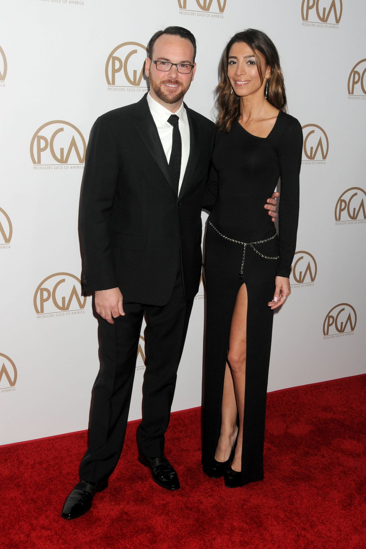 BELLA TATARIAN at 27th Annual Producers Guild Awards in Los Angeles 01/23/2016