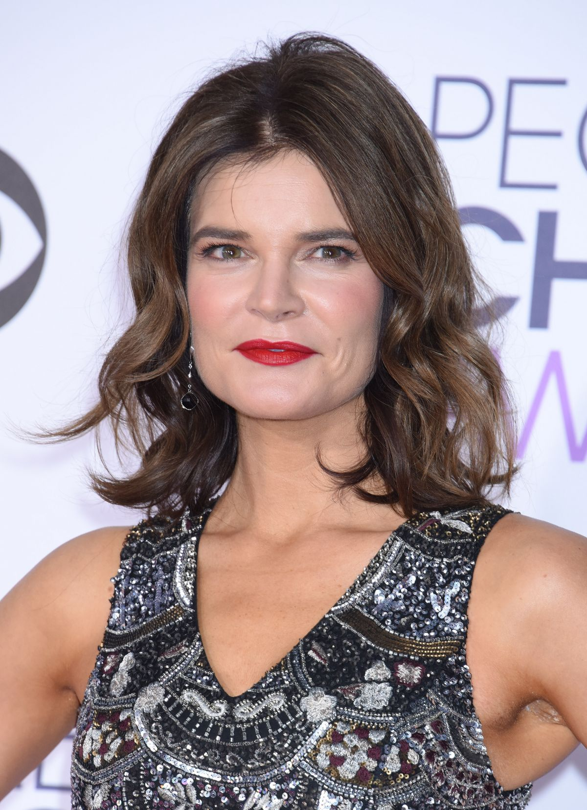 BETSY BRANDT at 2016 People's Choice Awards in Los Angeles 01/06/2016