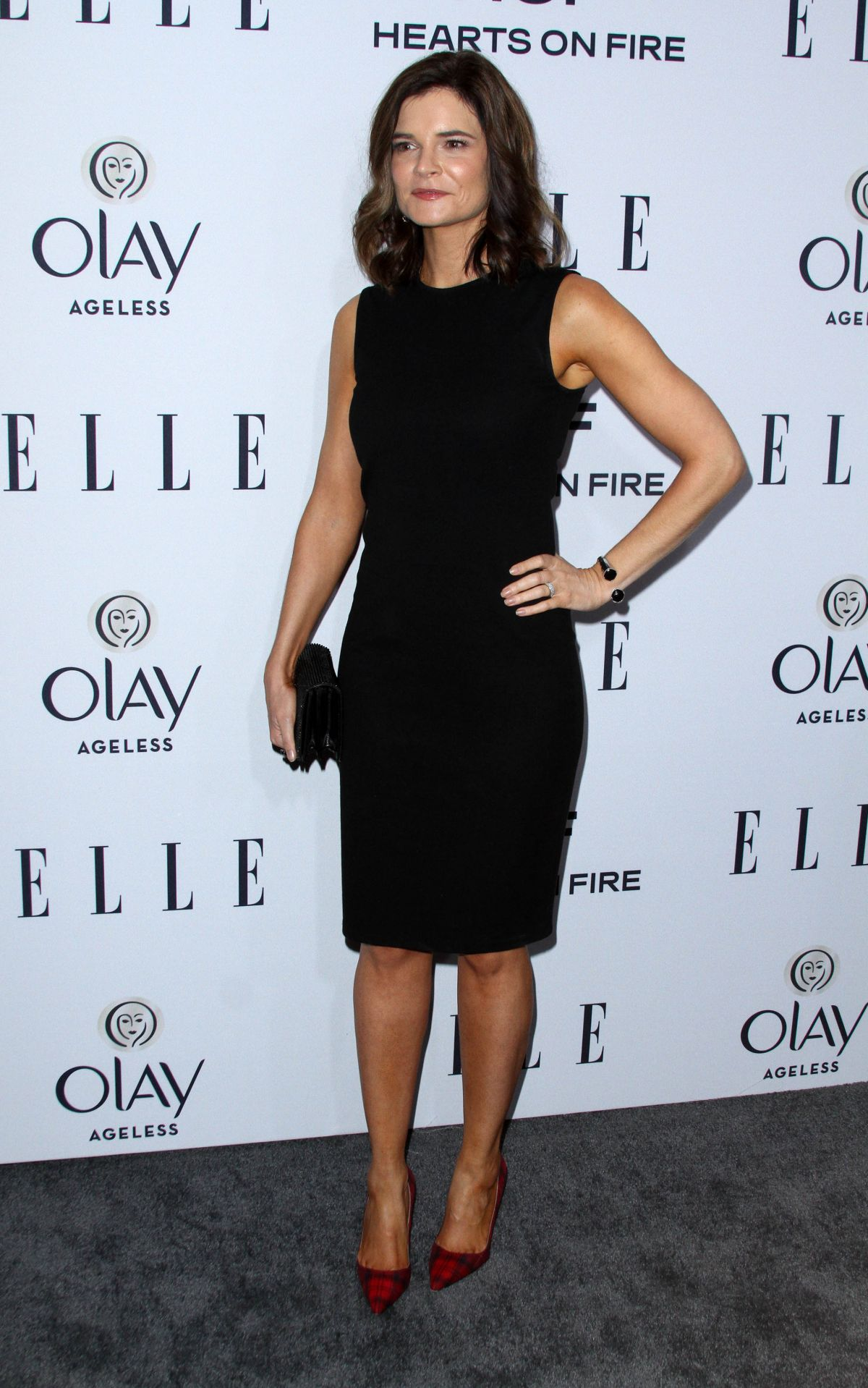 BETSY BRANDT at Elle's Women in Television 2016 Celebration in Los Angeles 01/20/2016