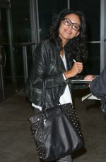 BIANCA A SANTOS at Noho 7 Movie Theater in Los Angeles 01/18/2016