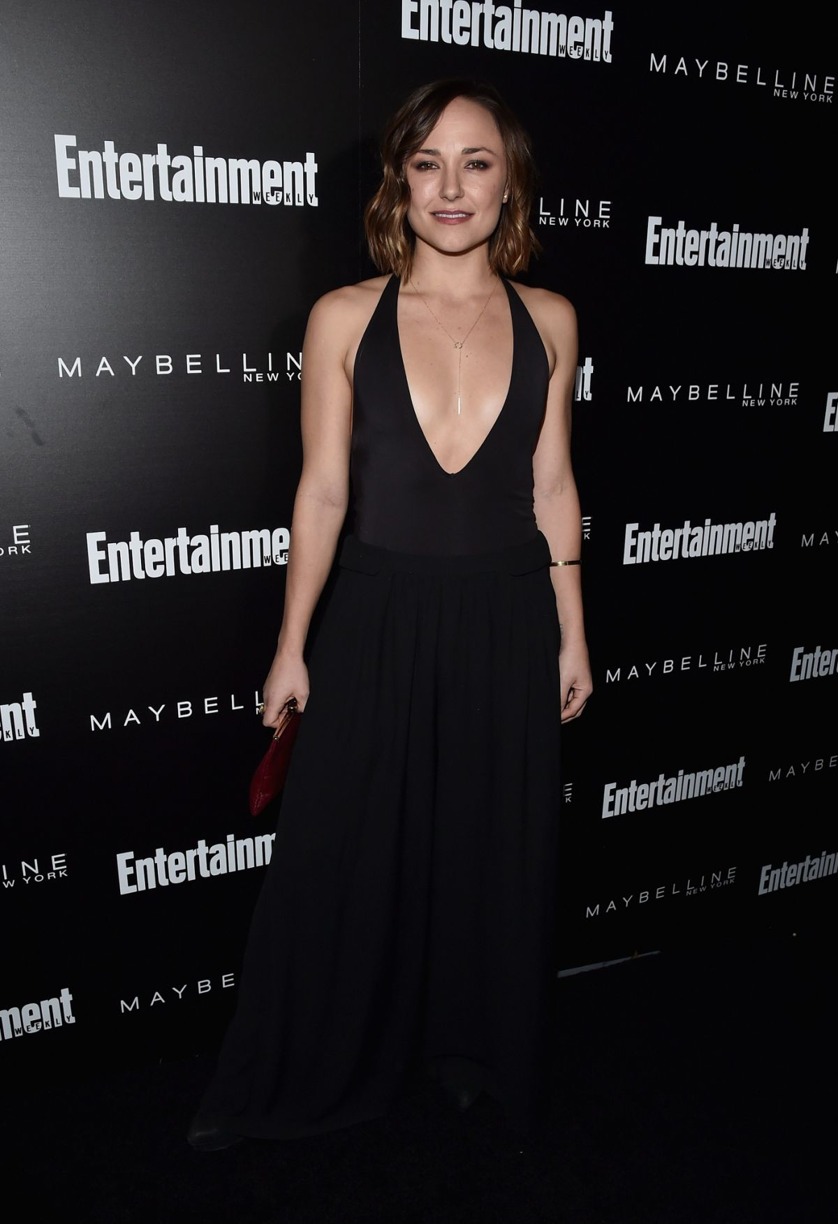 BRIANA EVIGAN at EW Celebration Honoring the Screen Actors Guild Awards Nominees in Los Angeles 01/29/2016