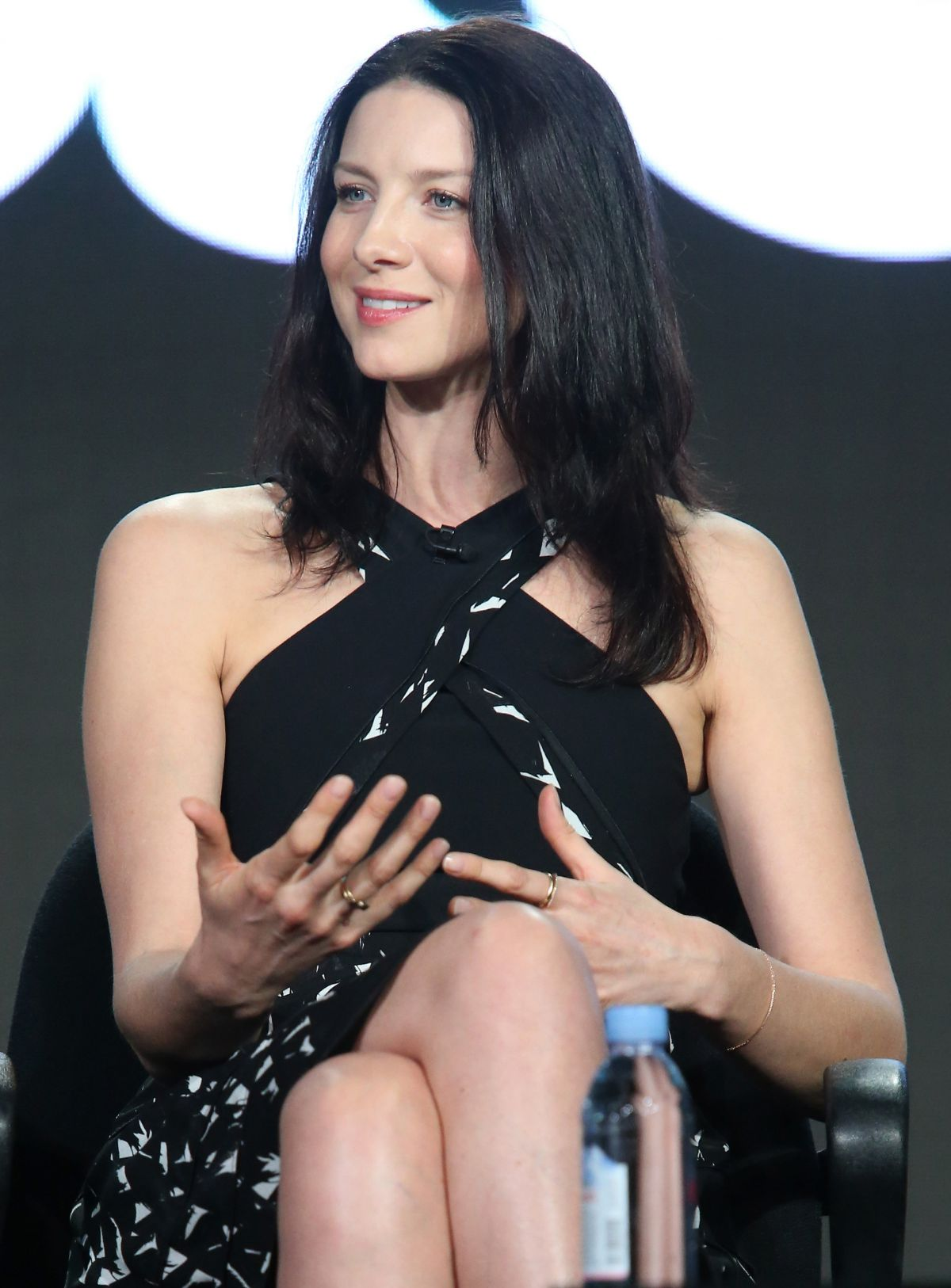 CAITRONA BALFE at 2016 TCA Winter Tour in Pasadena 01/08/2016
